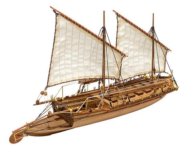 Cannon Jolle 1801 Maquette à monter - Master Korabel (MK0202)