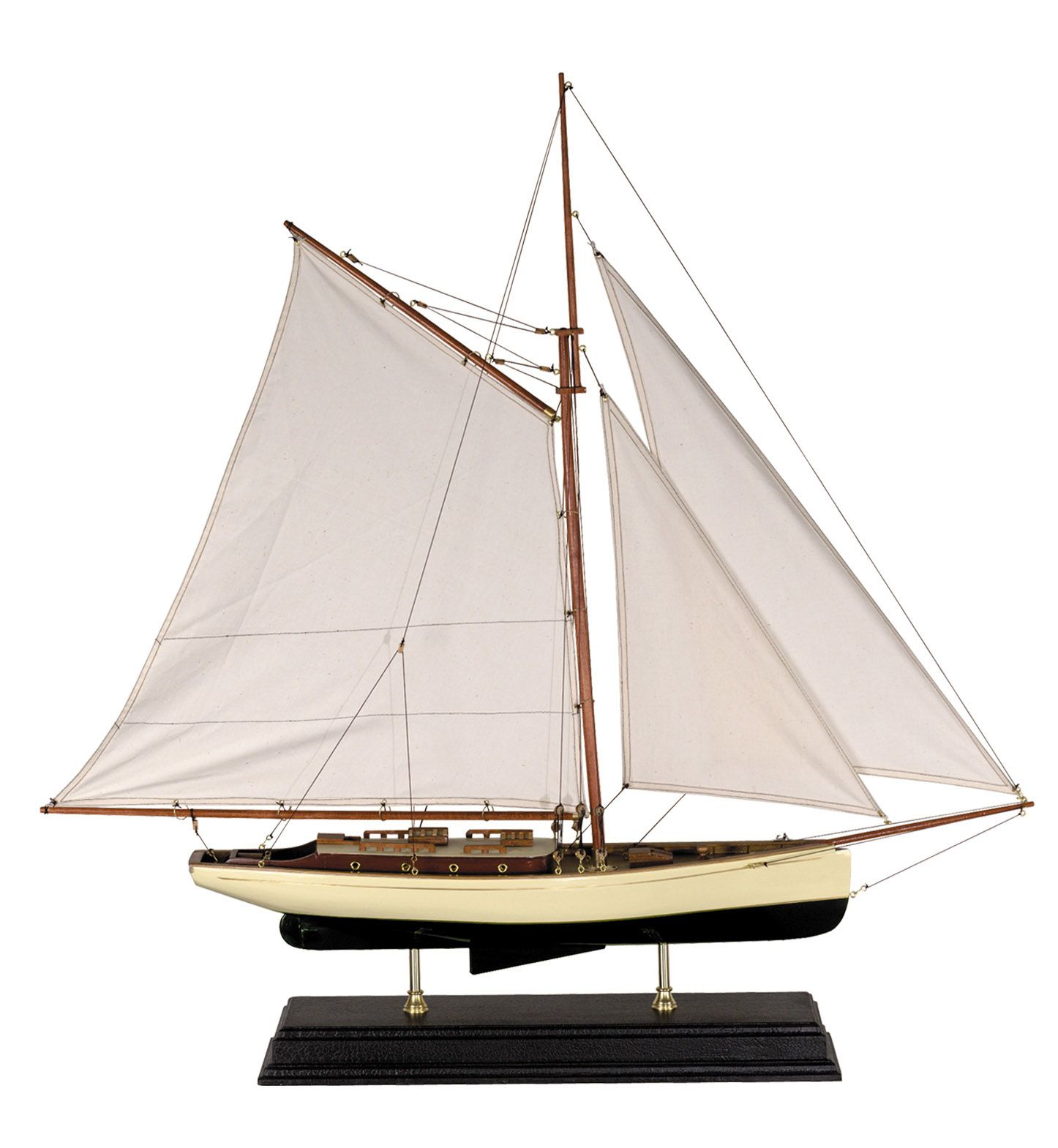 1035-12519-1930s-Classic-Model-Yacht-Standard-Range-Authentic-Models-AS134AS135