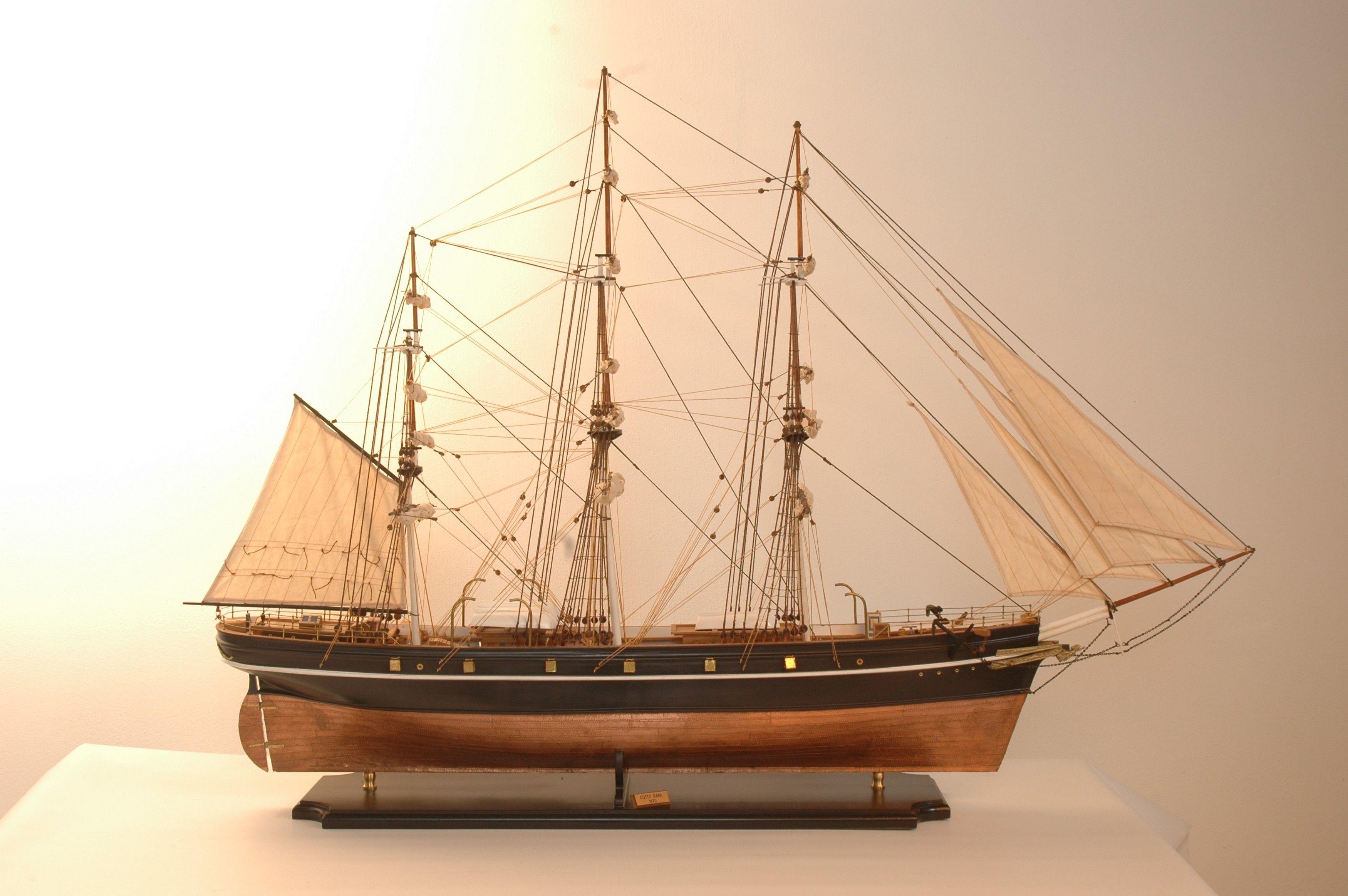 maquette de bateau - cutty sark  gamme sup u00e9rieure