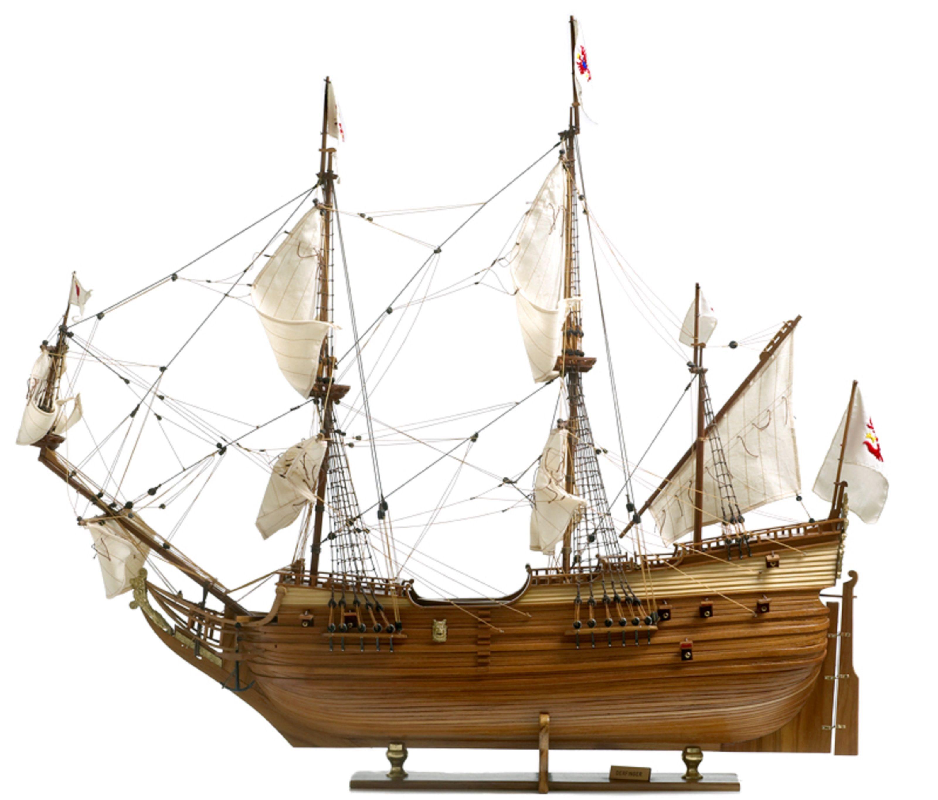 maquette de bateau - derflinger  gamme sup u00e9rieure