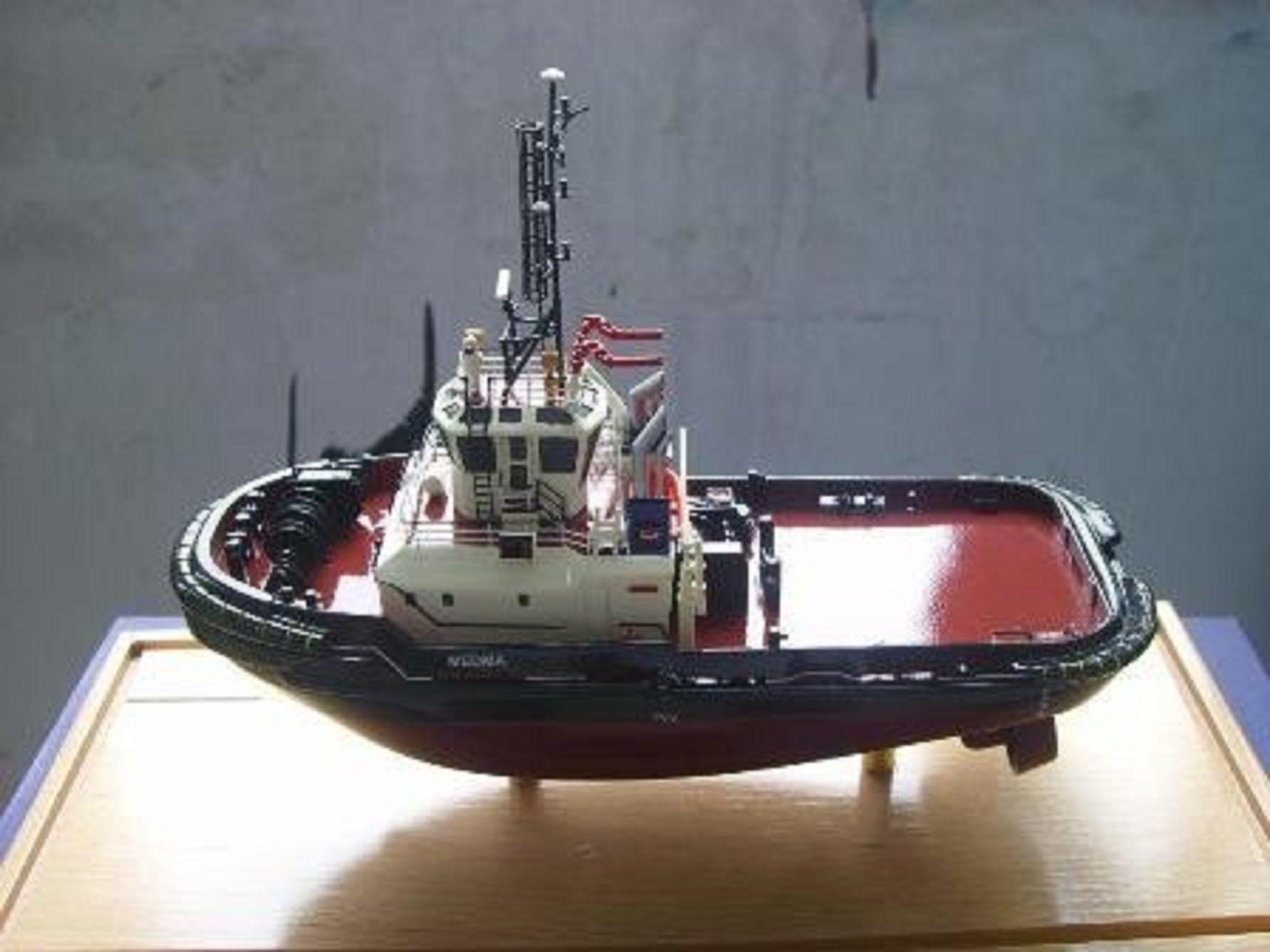 maquette bateau - remorqueur