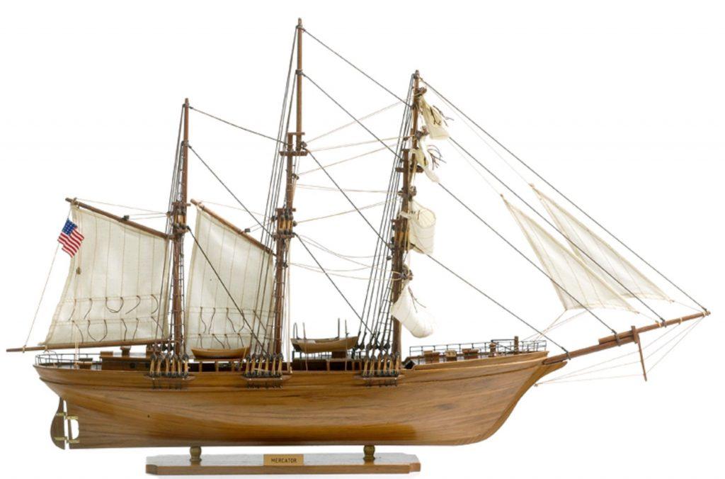 maquette bateau - mercator  gamme sup u00e9rieure