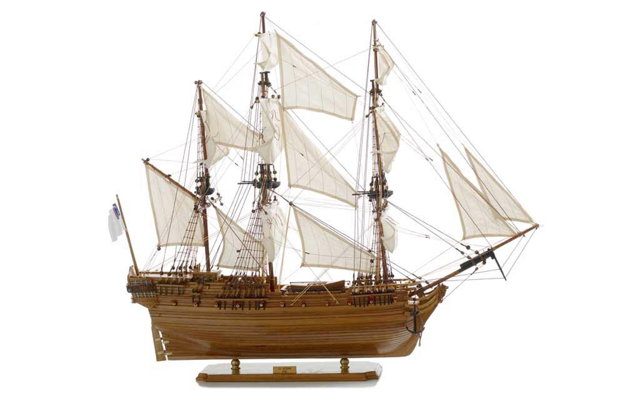 maquette bateau - saint-g u00e9ran  gamme sup u00e9rieure