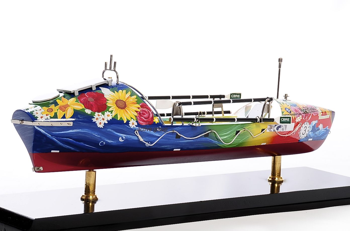 1389-8754-Ocean-Rowing-Boat-Model