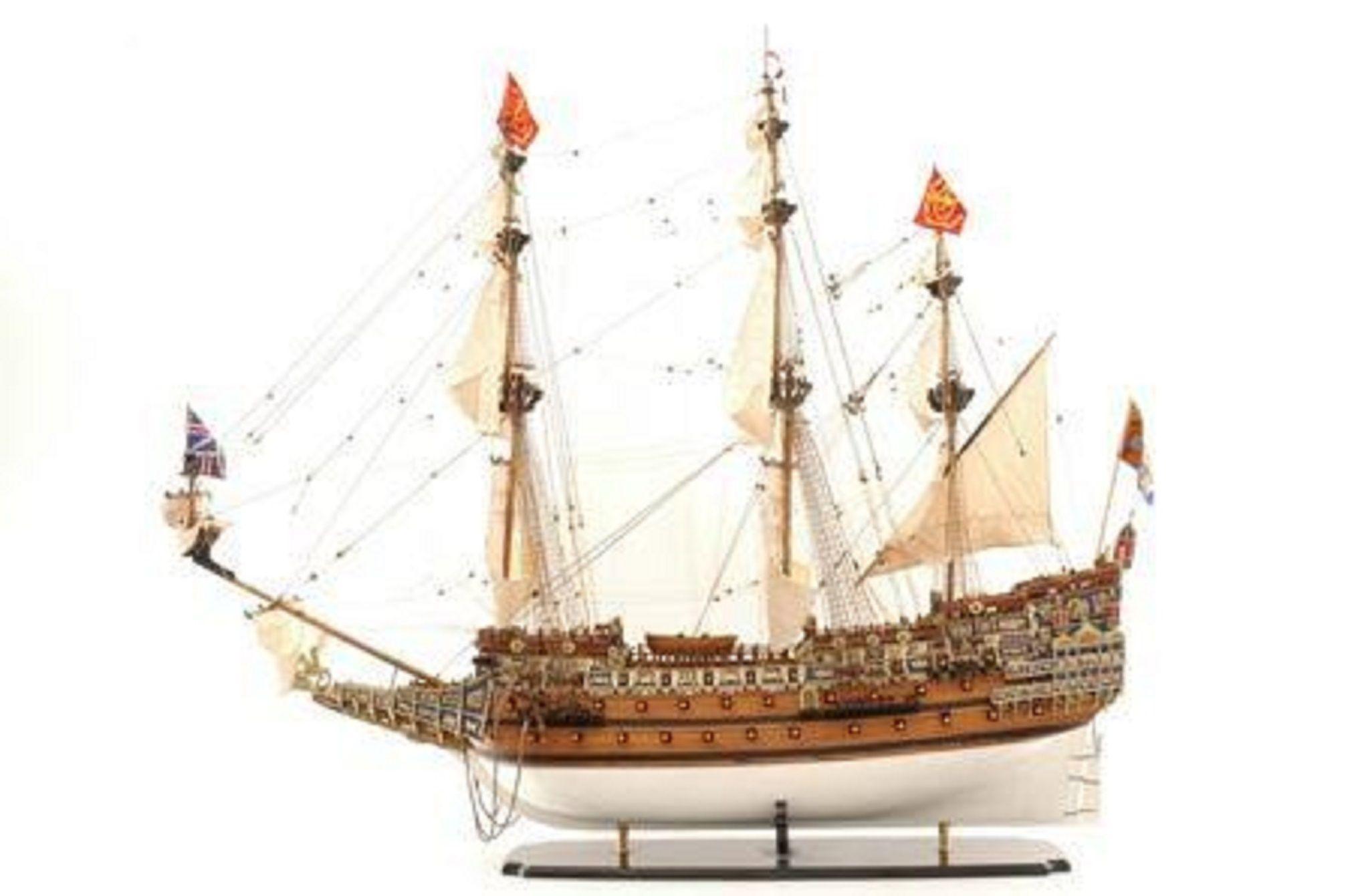 maquette bateau - souverain des mers  gamme premi u00e8re