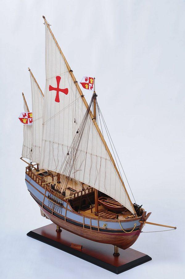 maquette bateau - la nina  gamme sup u00e9rieure