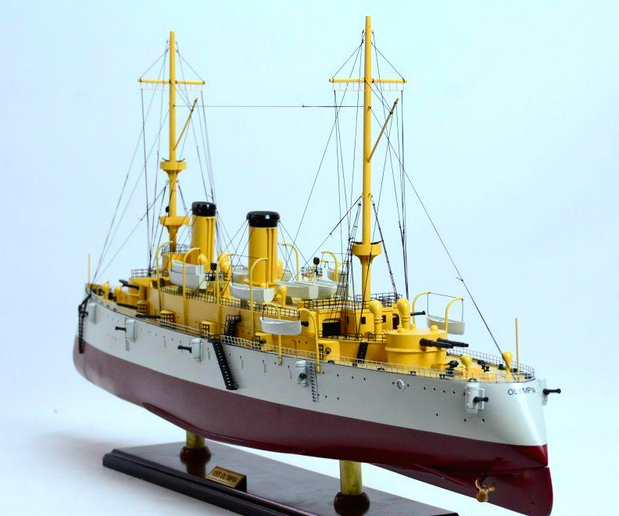 1510-8884-USS-Olympia-Battle-Cruiser-Standard-Range