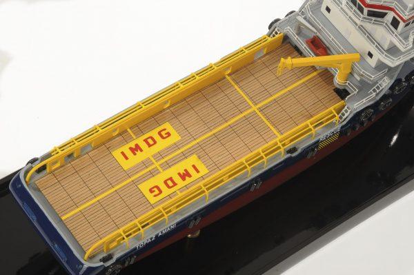 1515-8932-Topaz-Marine-Supply-Vessel-Model-ship