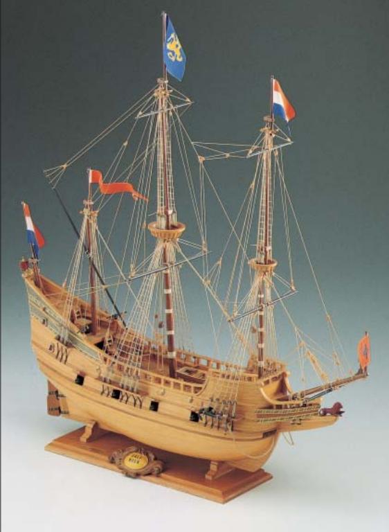 Modèle Bateau Navire Raccords