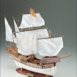 1542-9195-Cocca-Veneta-Historical-Model-Ship-Kit