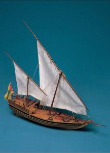 1544-9199-Al-Bahran-Model-Boat-Kit