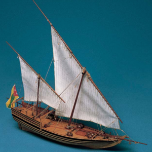 1544-9199-Al-Bahran-Model-Boat-Kit