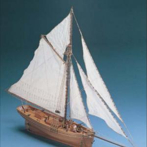 1545-9200-Shenandoah-Wooden-Model-Boat-Kit