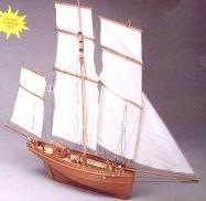 1560-9222-Le-Madeline-French-fishing-Boat-Kit