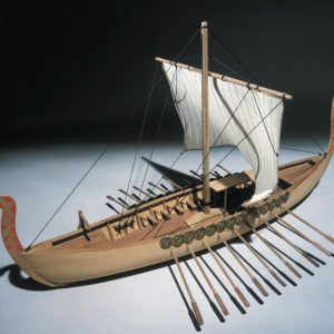 1586-9283-Viking-Ship-Model-Kit