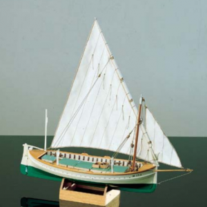 1589-9209-Llaut-Classic-Yacht-Model-Boat-Kit