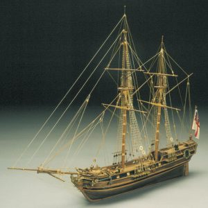 1597-9291-HMS-Racehorse-Bomb-Ketch-Model-Boat-Kit