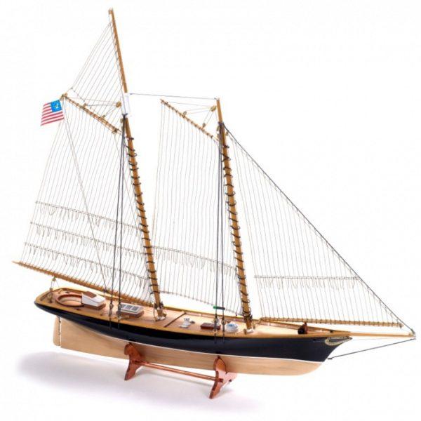 1622-9260-Americas-Cup-America-Model-Boat-kit
