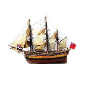 1626-9269-H.M.S-Endeavour-Model-Boat-Kit