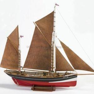 1638-FD-10-Yawl-Model-Boat-Kit-Billing-Boats-B701