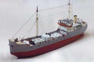 1705-9644-Brannaren-Swedish-Coastal-Tanker-Model-Kit