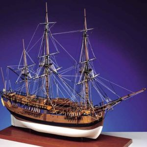 1718-9678-HM-Bark-Endeavour-Model-Boat-Kit