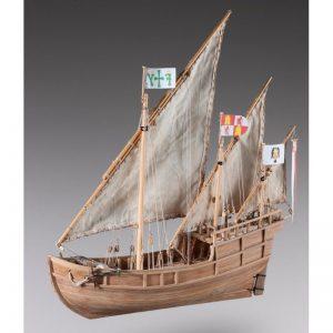 1890-11367-Nina-Ship-Model-Kit-Dusek-D012