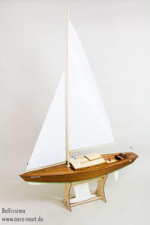 1904-11411-Bellissima-Yacht-Model-Ship-Kit-Aeronaut-AN301200