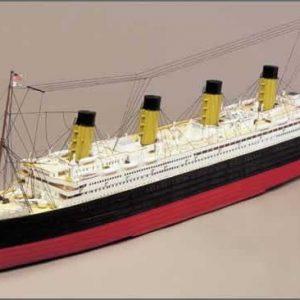 1934-11465-Titanic-Complete-Model-Ship-Kit-with-Motor-Mantua-Models-725-9