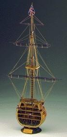2121-HMS-Victory-Cross-Section-Kit-1-Corel-SM24