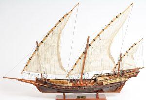 2246-13226-Xebec-Ship-Model