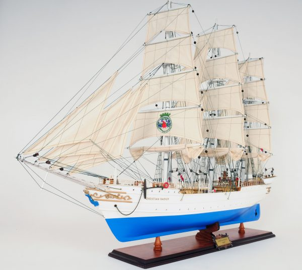 2281-12996-Christian-Radich-Model-Boat