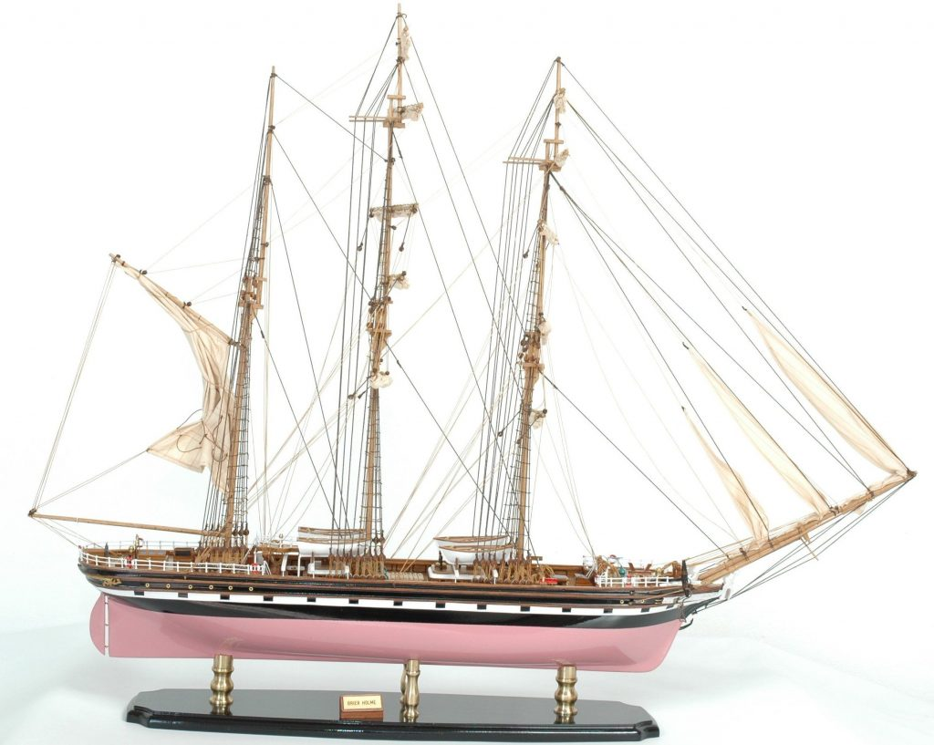 maquette de bateau - brier holme  gamme premi u00e8re