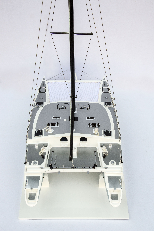 mod u00e8le de catamaran cite d u0026 39 aleth  gamme sup u00e9rieure