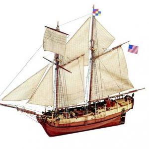 3236-Independence-Model-Boat-Kit-Artesania-Latina-22414
