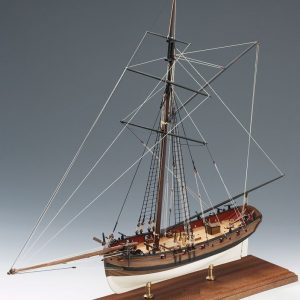 359-7930-Lady-Nelson-Ship-Model-Kit