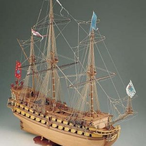 392-3291-Le-Mirage-Model-Ship-Kit-Corel-SM10