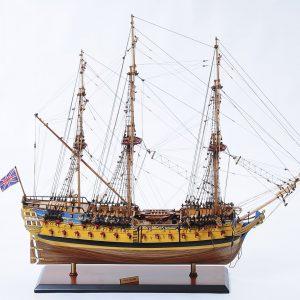 516-6138-HMS-Bellona-Model-Ship-Superior-Range