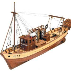 635-7954-Mare-Nostrum-Model-Boat-Kit