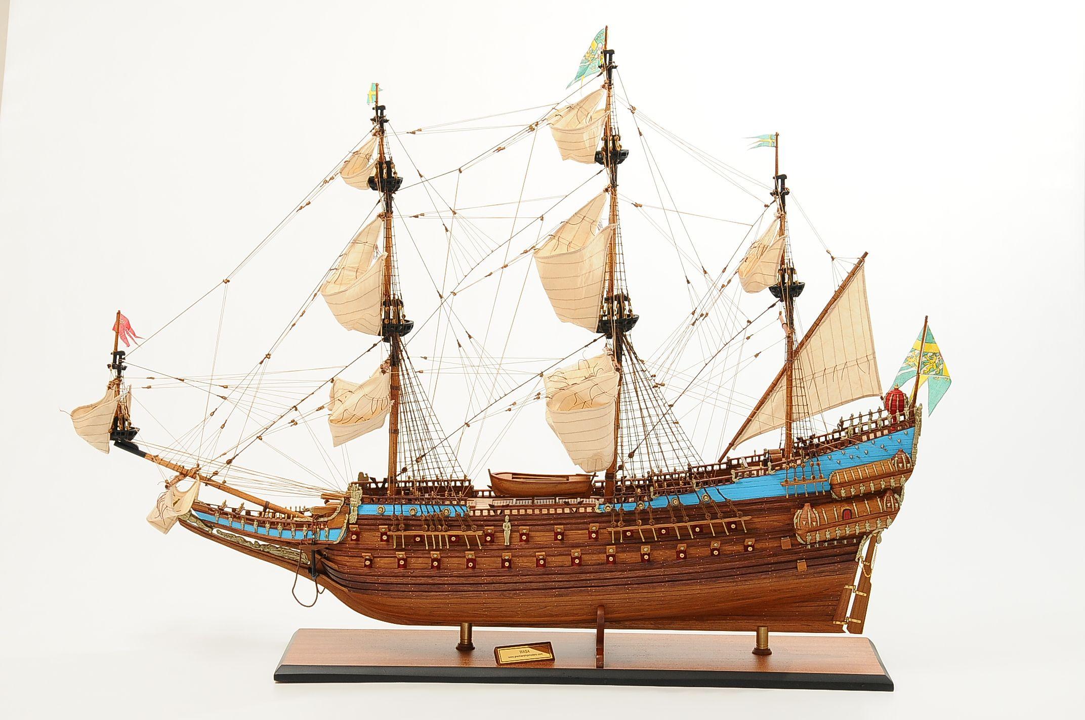 maquette bateau - wasa  gamme premi u00e8re