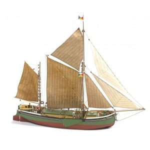 775-14595-Will-Everard-Model-Boat-Kit-Billing-Boats-B601
