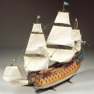 791-7996-Wasa-2-Model-Ship-Kit