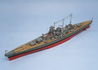 823-Schamhorst-Model-Boat-Kit-Complete-Set