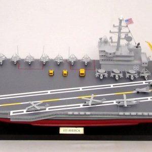 1944-12497-Aircraft-Carrier-Uss-America-CV-66-ship-model