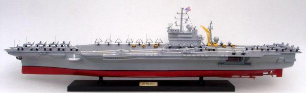 1944-12498-Aircraft-Carrier-Uss-America-CV-66-ship-model