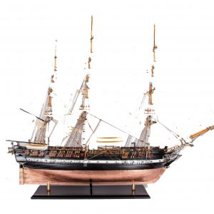 1664-9335-USS-Constitution-Ship-Model