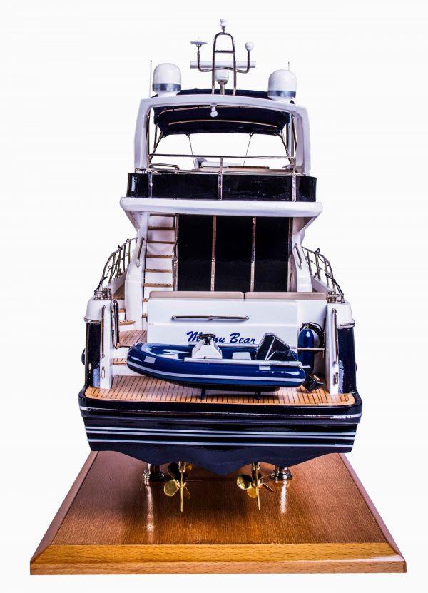 Maquette bateau - Princess 62