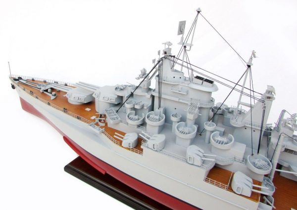 2021-12813-USS-California-ship-model