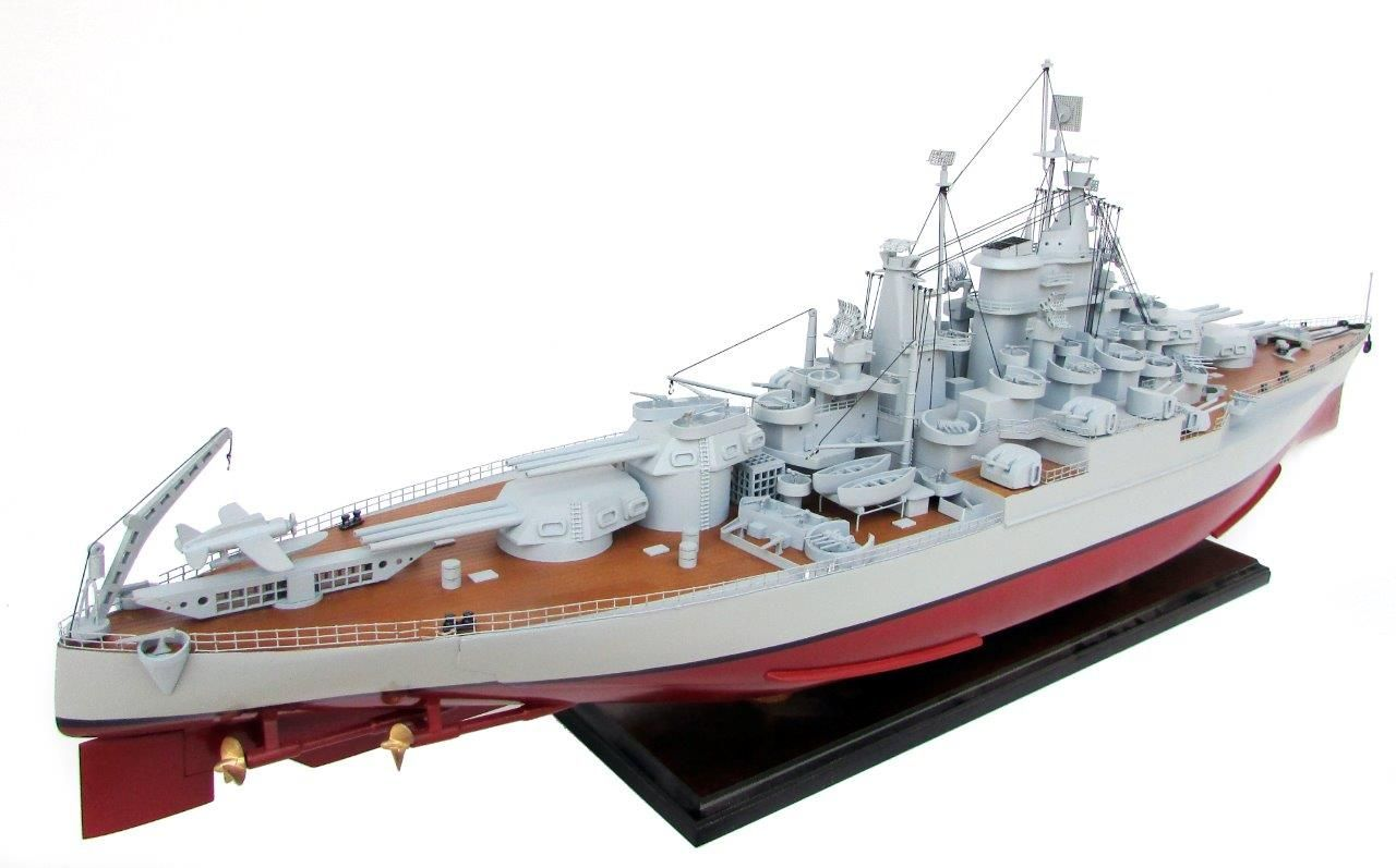 2021-12816-USS-California-ship-model