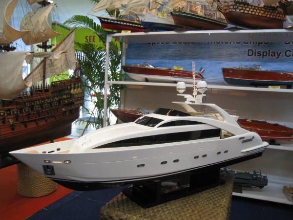 Maquette  de bateau Sun Glider II ISA 120 - GN (SB0043P)